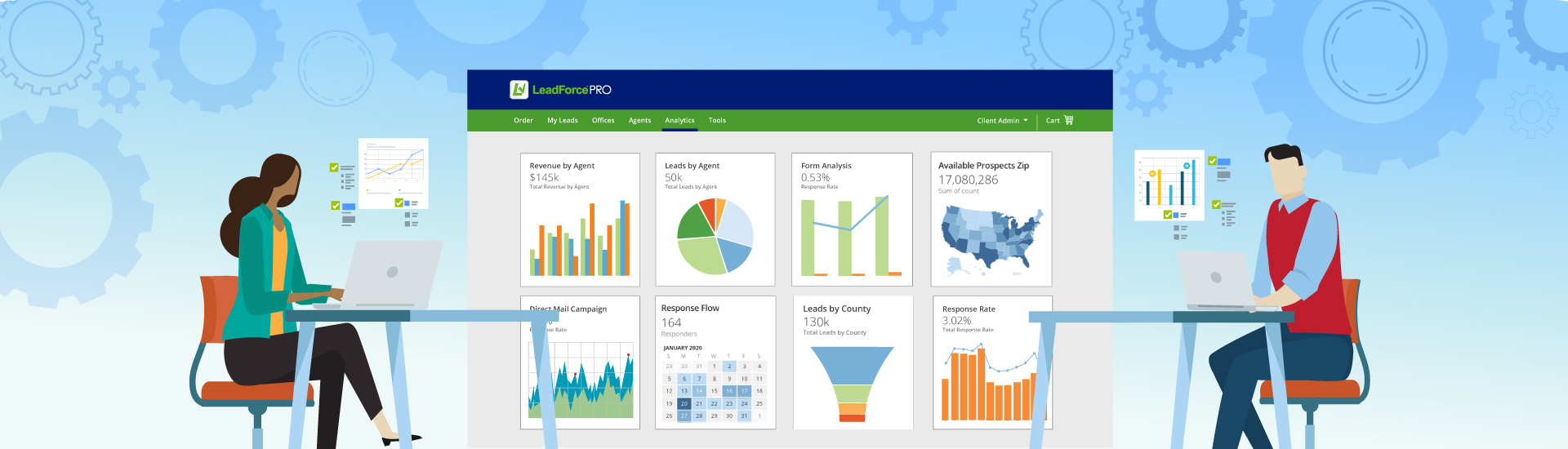 Data Analytics & Visualizations